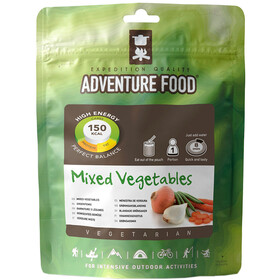 Adventure Food Outdoor Meal Vegetarian Single Portion Mixed Vegetables